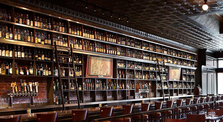 Top 75 Bourbon Bars in America - Northeast Region