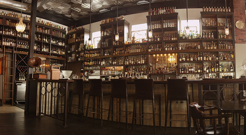 Top 75 Bourbon Bars in America - West Region