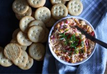 Pimiento Beer Cheese Dip. Photo by Sara Heegaard.