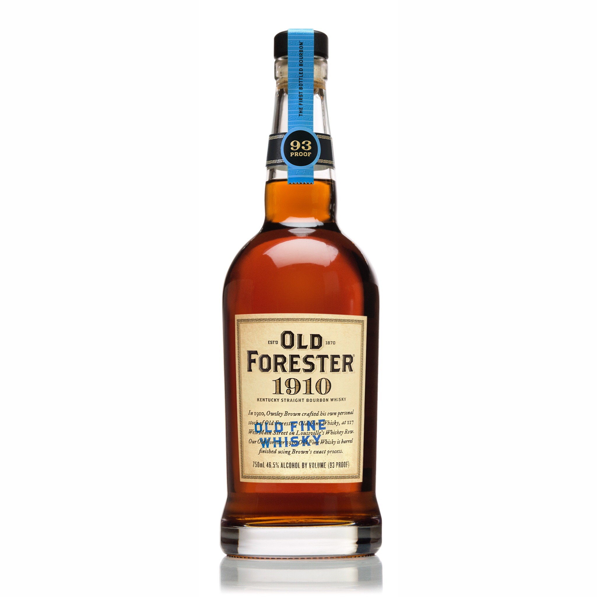 The New Old Forester 1910 Is the Perfect Dessert Whiskey