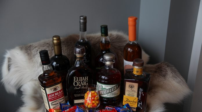 Halloween Candy and Bourbon Pairings 2018