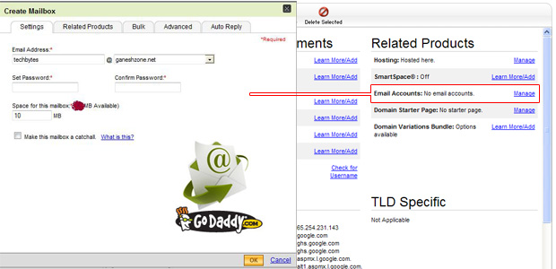 Create/ Add a New Go Daddy Email Account For Your Domain Name - Go