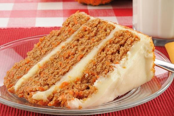 Paleo Grandma's Carrot Cake