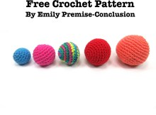 Amigurumi Ball - Free Crochet Pattern