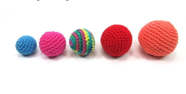 Amigurumi Ball - Free Crochet Pattern