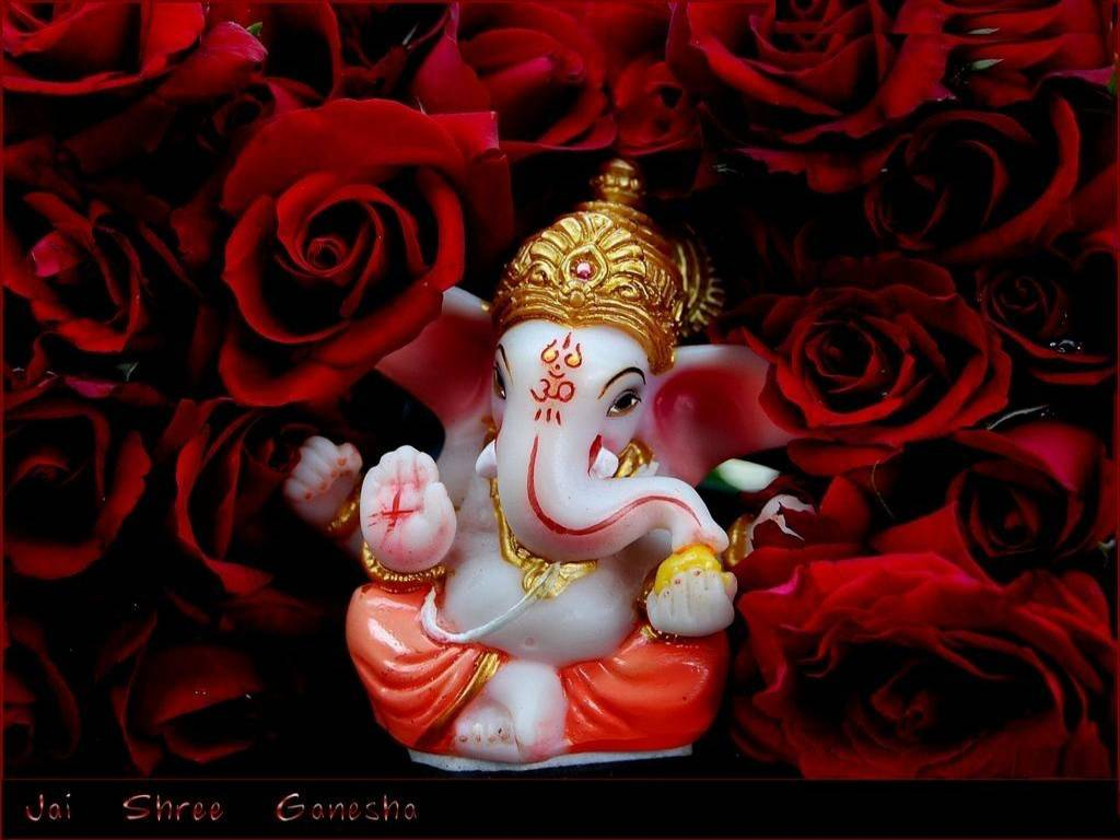 Lord Ganesha 3d Wallpapers Free Download Cute Shree Ganeshji Hd Wallpaper God Hd Wallpapers