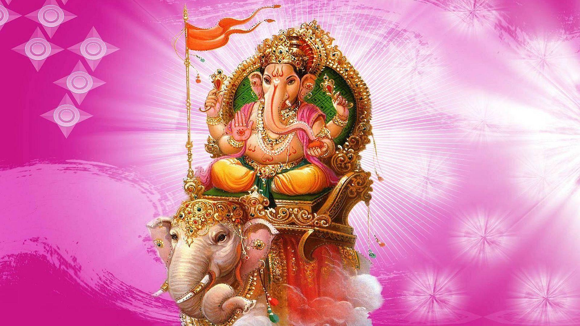 Lord Ganesha 3d Wallpapers Free Download Lord Ganesha God Hd Wallpapers