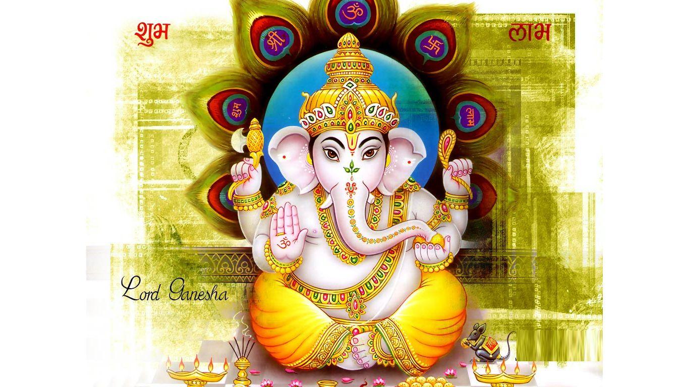 3d Ganpati Wallpapers For Mobile Lord Ganesha God Hd Wallpapers