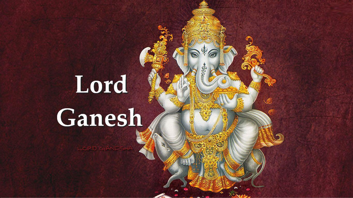 Ganesh Chaturthi Wallpapers 3d Lord Ganesha God Hd Wallpapers