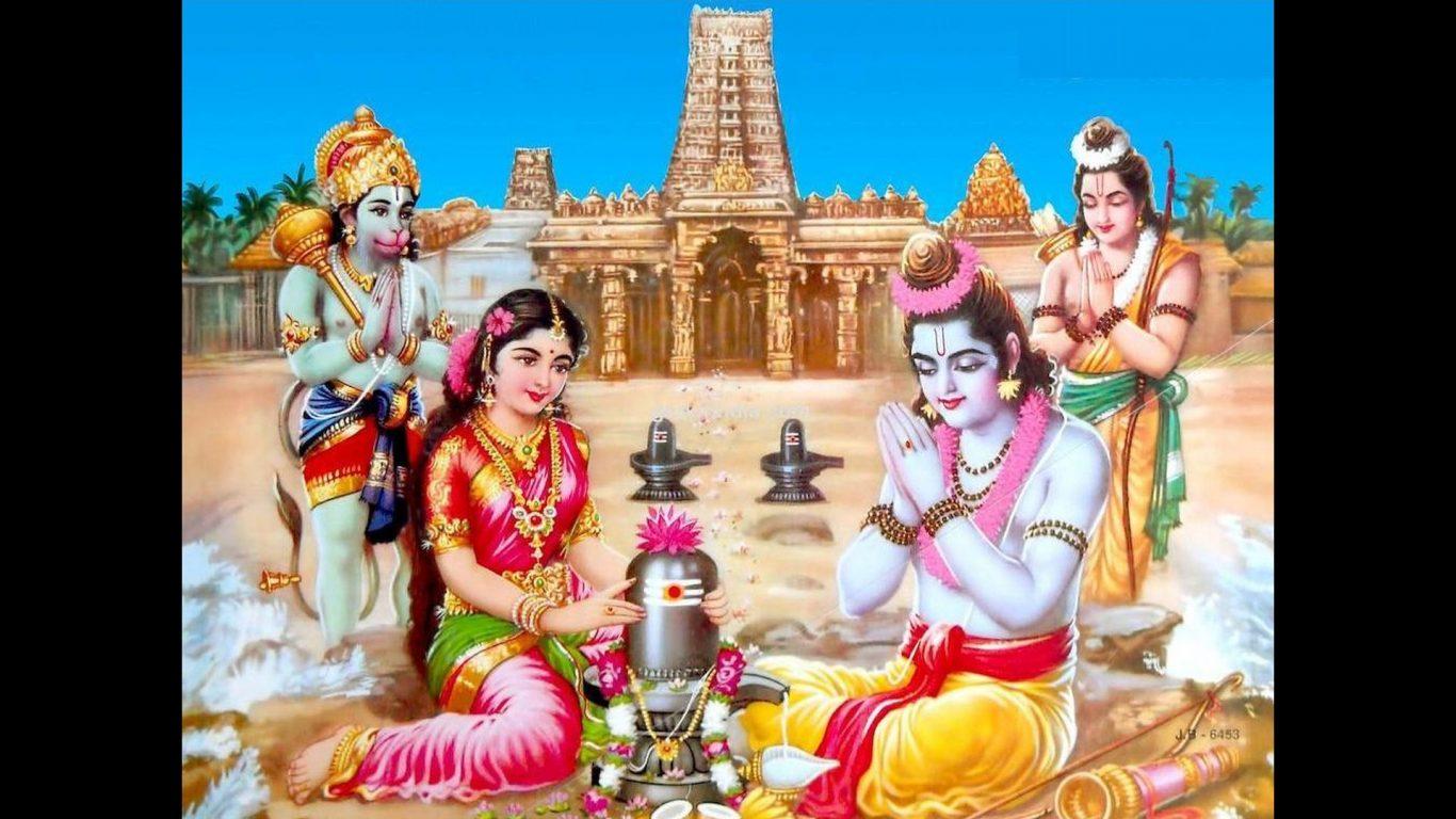 Shri Ram Wallpaper 3d Lord Hanuman Free Download Hindu Gods And Goddesses
