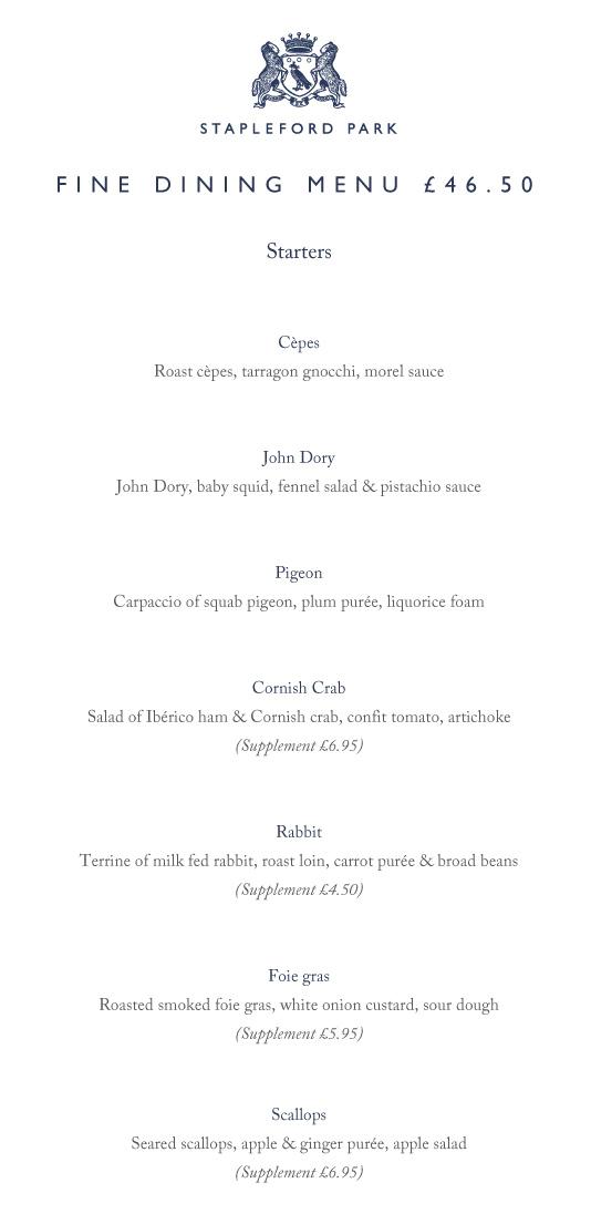 Best 25+ Fine dining menu ideas on Pinterest Plating ideas - a la carte menu template