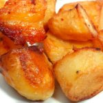 How to cook really crispy roast potatoes
