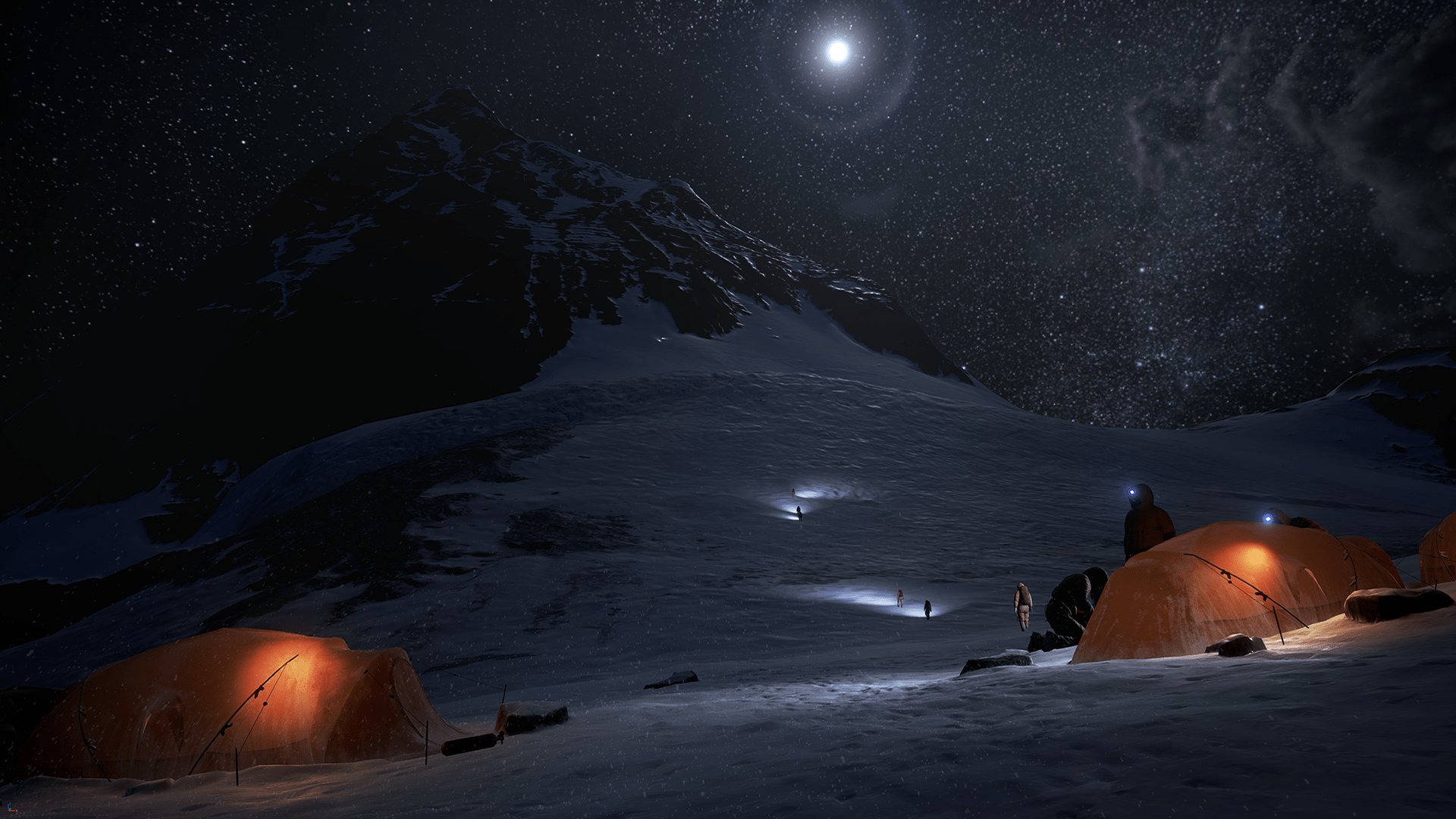 Ice Fall Wallpaper S 243 Lfar Studios Everest Vr Now Available For Htc Vive