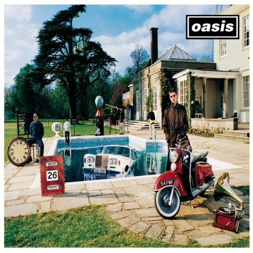 Oasis - 'Be Here Now' revisited 16 years on