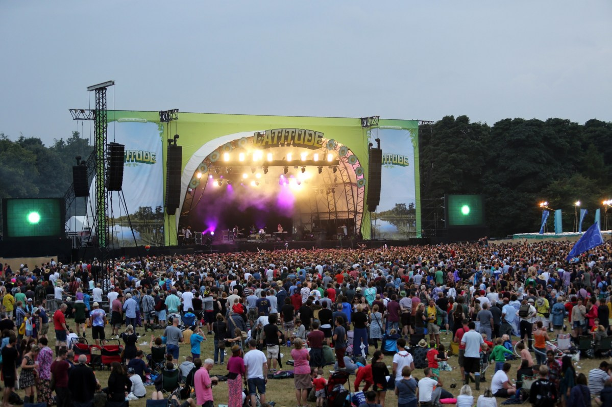 In Photos: Latitude Festival 2014