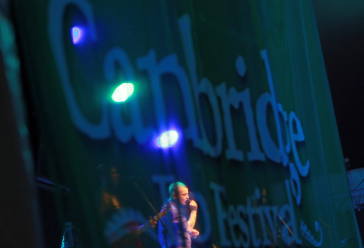 Cambridge Folk Festival 2014