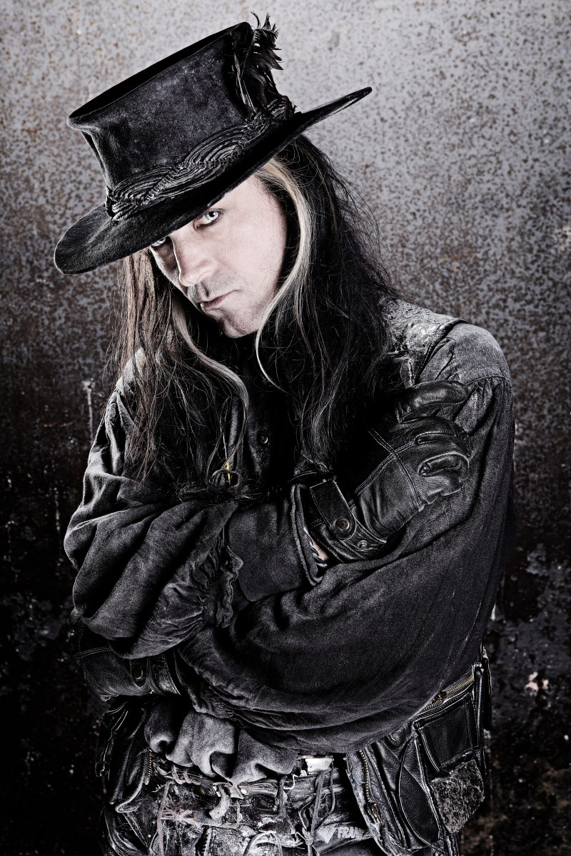 Fields of The Nephilim, HIM - Shepherd's Bush Empire, London - 6th December 2014