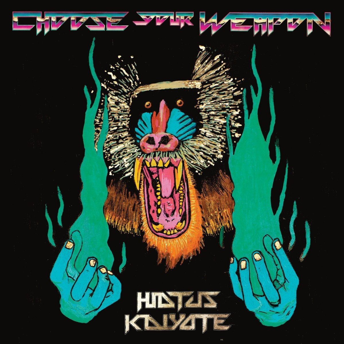 Hiatus Kaiyote - Choose Your Weapon (Flying Buddha)