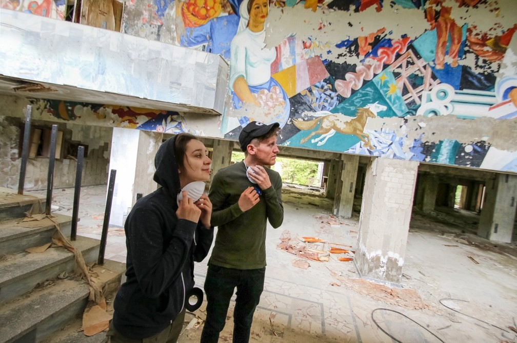 NEWS: Robin Richards shares 'Liquidators' segment of soundtrack to 'Birdsong: Stories From Pripyat'