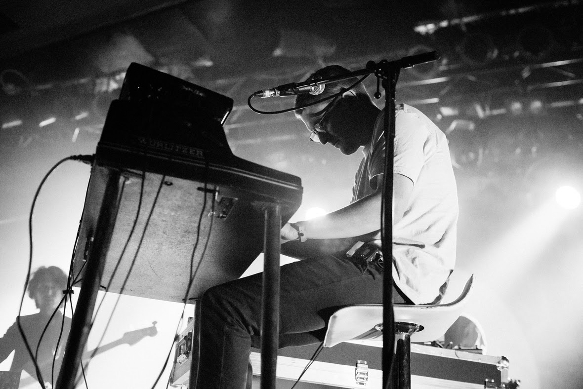 NEWS: Floating Points shares new song 'For Marmish Part II'