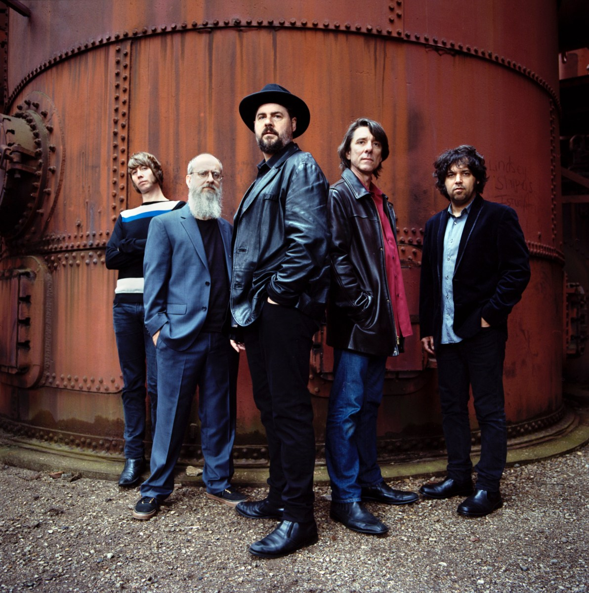 IN CONVERSATION - Drive-By Truckers