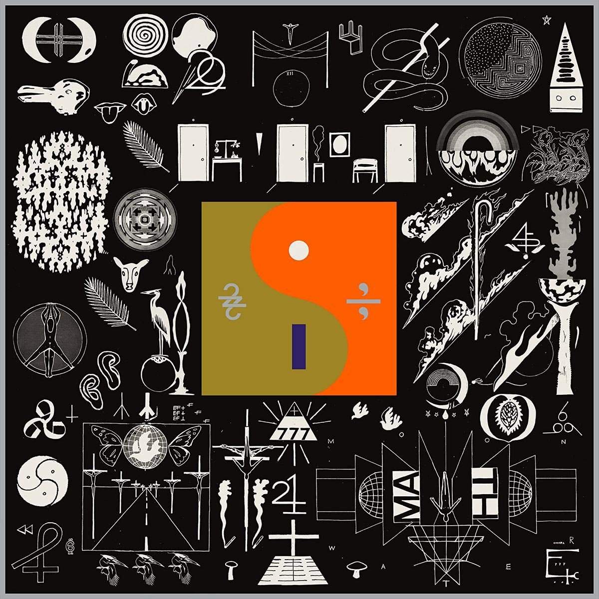 Bon Iver - 22, A Million (Jagjaguwar)
