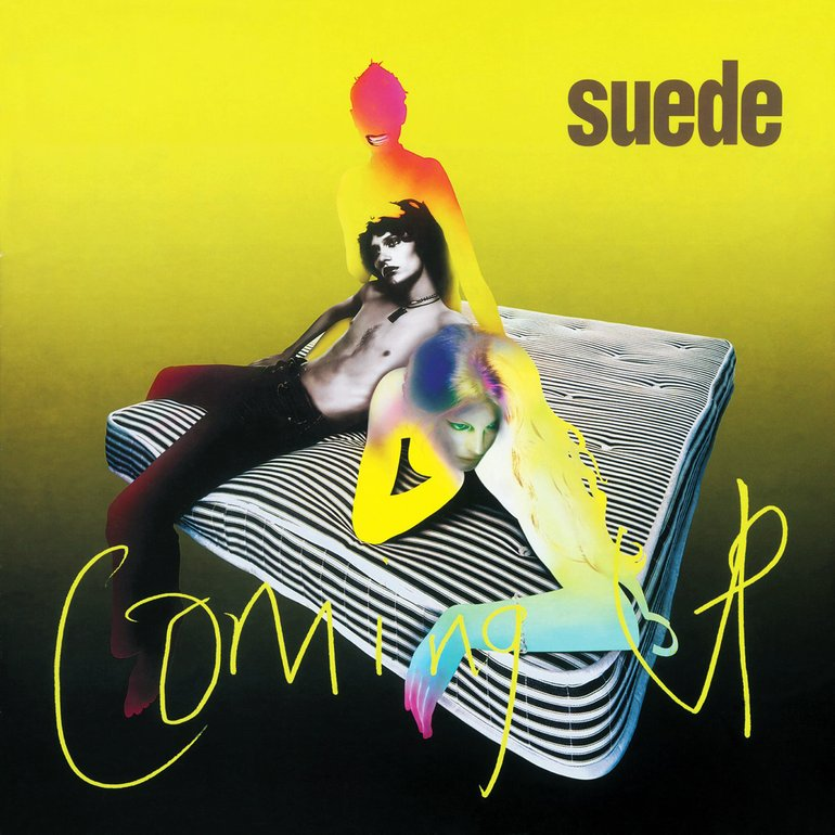 Suede - Coming Up 20th Anniversary edition (Demon)