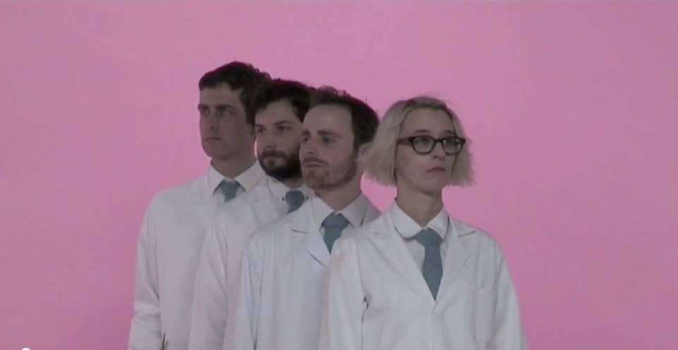 IN CONVERSATION: Chorusgirl
