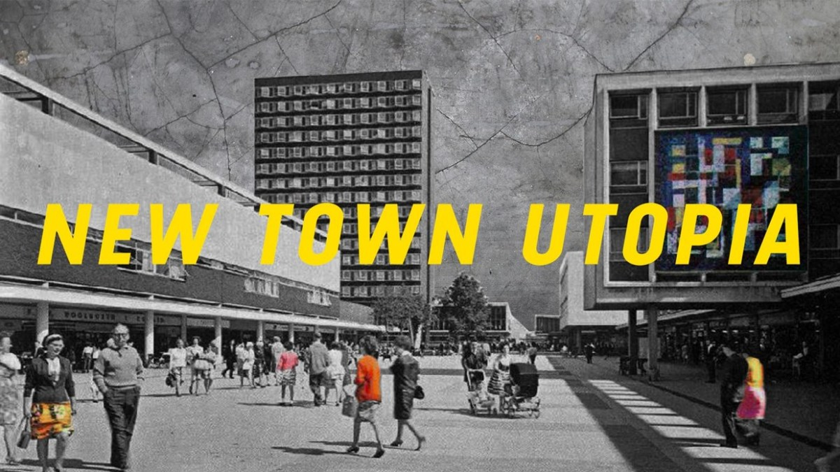 NEWS: Watch a teaser trailer for 'New Town Utopia,' a film about Basildon, home of Depeche Mode