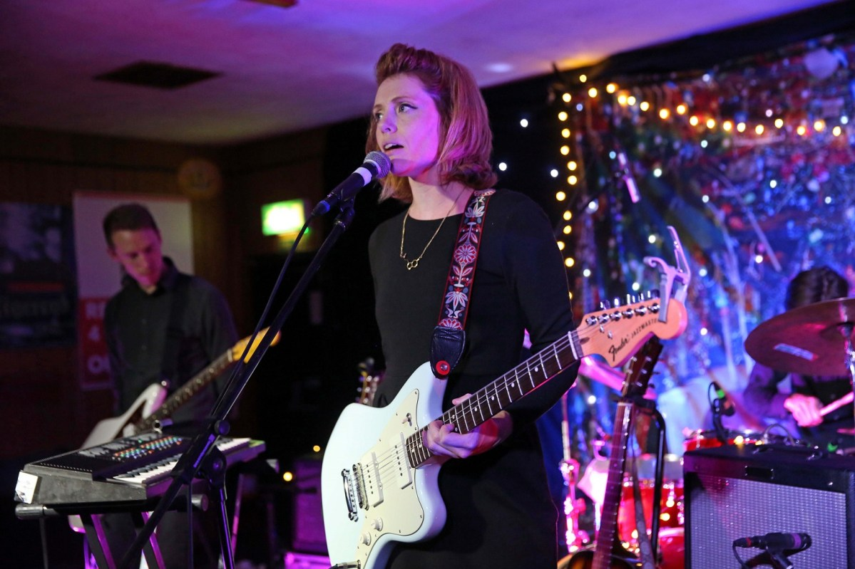 Haley Bonar/Girl Ray – Brudenell Social Club, Leeds, 24/10/2016