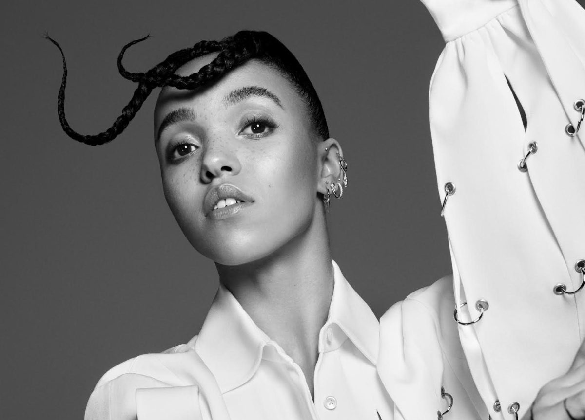 NEWS: FKA Twigs' film 'Soundtrack 7' is available online now
