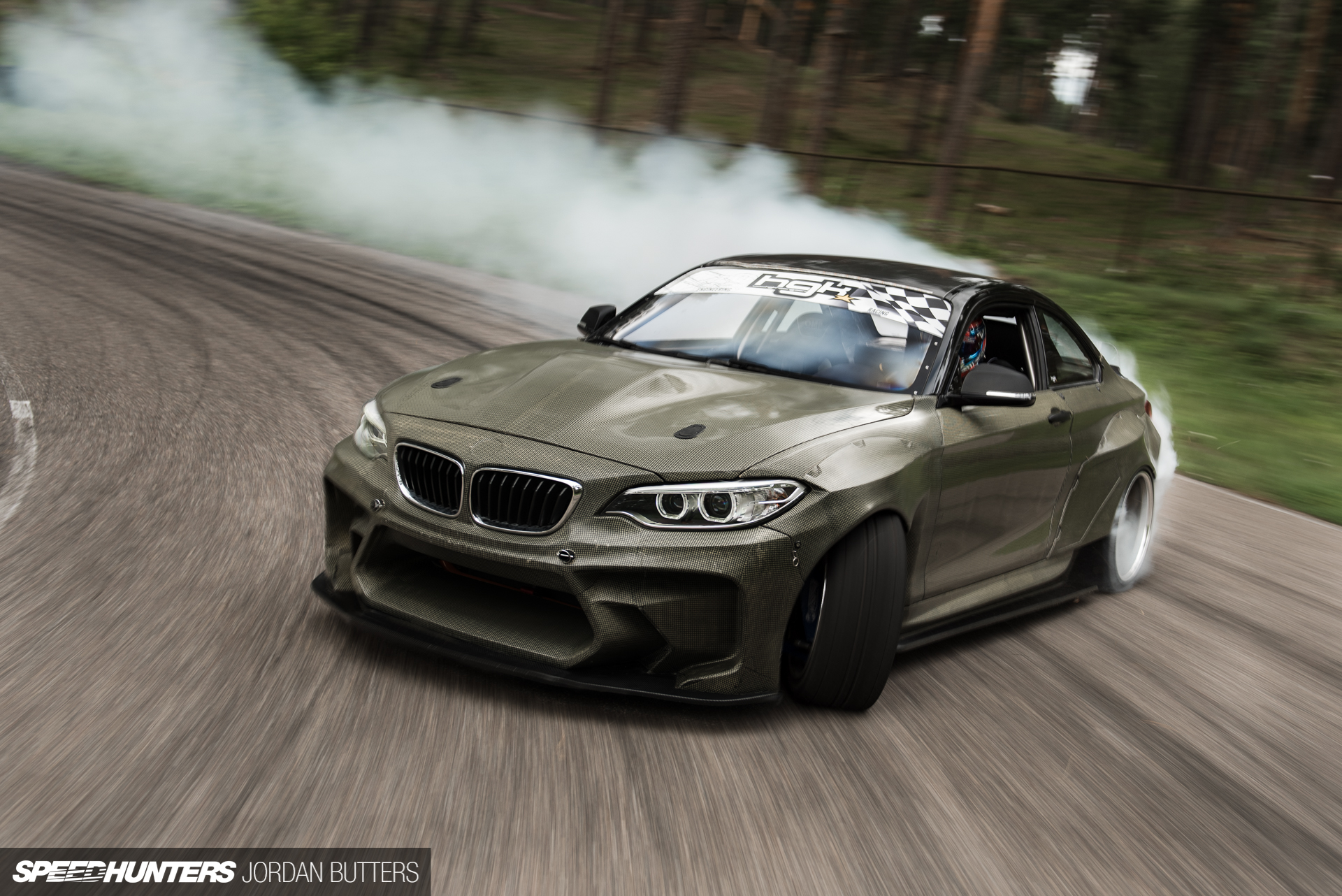 Modified Sports Car Wallpaper Building The World S Best Bmw Drift Car By Hgk Motorsport
