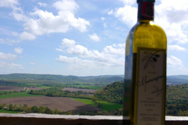 Montestigliano olive oil