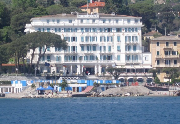 Hotel Miramare: Pesto alla Genovese