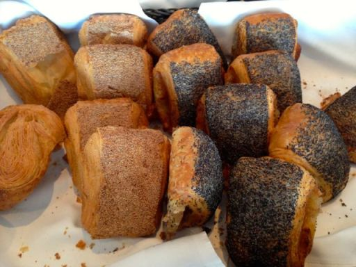 Greenlandic pastries for breakfast