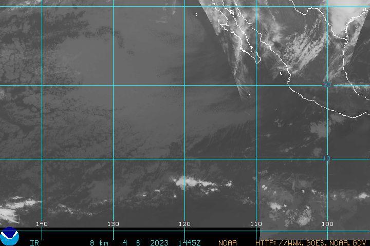 Hurricane storm and weather info for La Paz Cabo San Lucas Baja