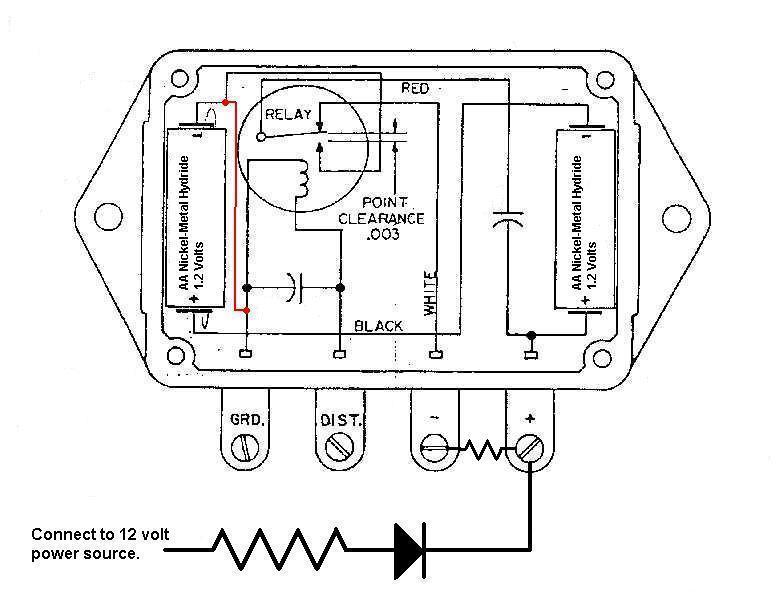 Sun Tune Tachometer Wiring