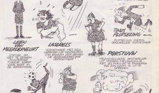 Dick Bruijenesteijn: De Taaie Tijgers
