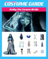 Diy Tim Burton Corpse Bride Costume - DIY Design Ideas