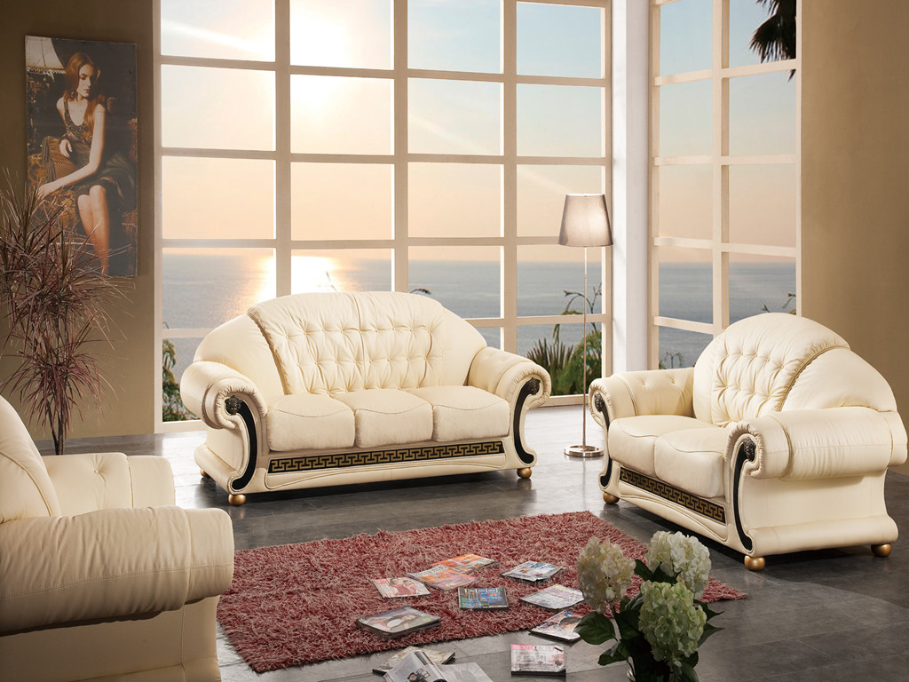Versace Living Room Set