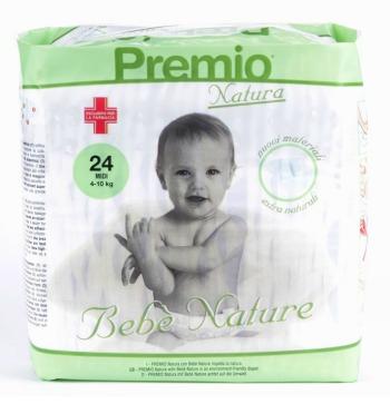pannolini ecologici usa e getta Bebè Nature
