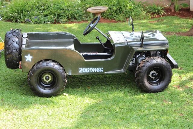 Mini Jeep Willys Go Kart Gokart Co