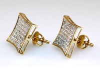 Exquisite Earrings for Men | Jewelry Design Blog