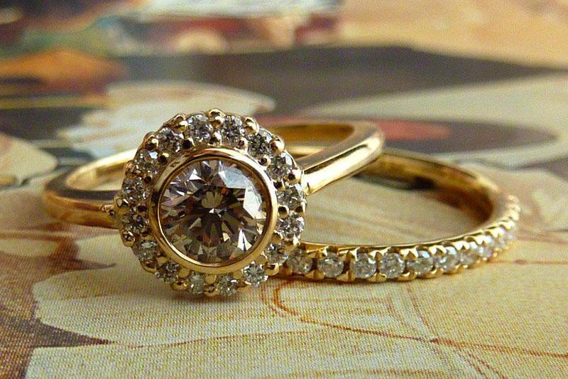 Unique Engagement Ring Designs Defining Unique
