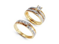 wedding rings sets for him and her - The Best and Sensible ...