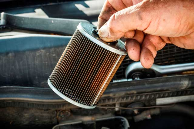 How to Change a Fuel Filter Gold Eagle Co