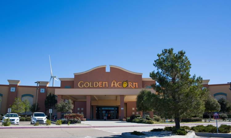 Golden Acorn Casino Home Front