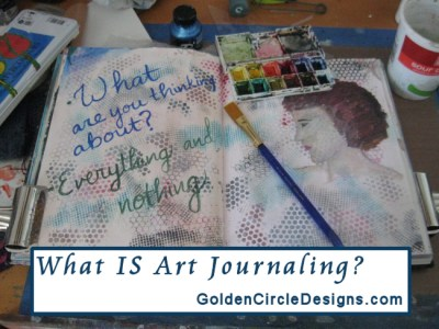 What Is an Art Journal?