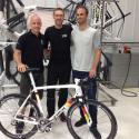 Jens Voigt's neues Rad