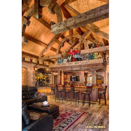 Medium Crop Of Inside Rustic Homes